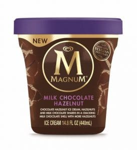 Magnum Ice Cream Tub - Coupons