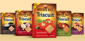 Nabisco Triscuit Crackers - Coupon!