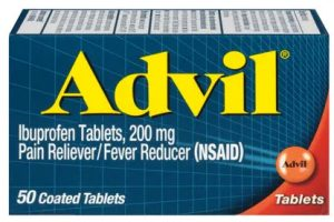 Advil Pain Relief Tablets - Coupon