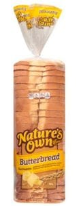 Nature's Own Bread - Coupon