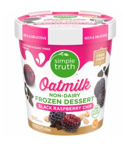 Simple Truth Oatmilk Non-dairy Frozen Desserts