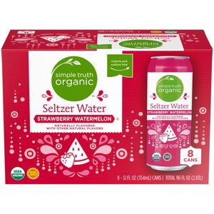 Simple Truth Organic Seltzer Waters